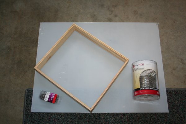 Light Box Materials