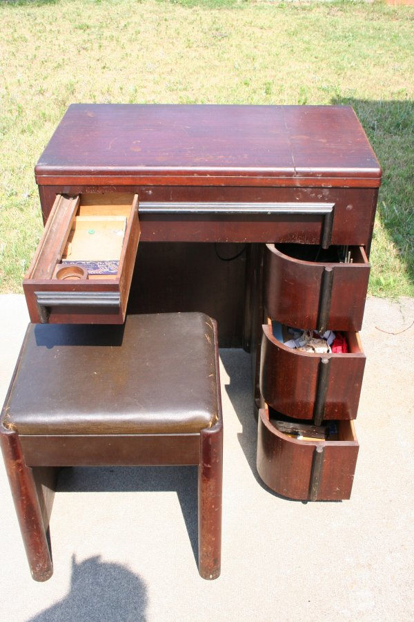 sewing cabinet 2