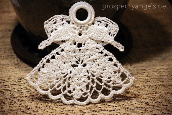 Super Mom – No Cape! » crochet angel patterns