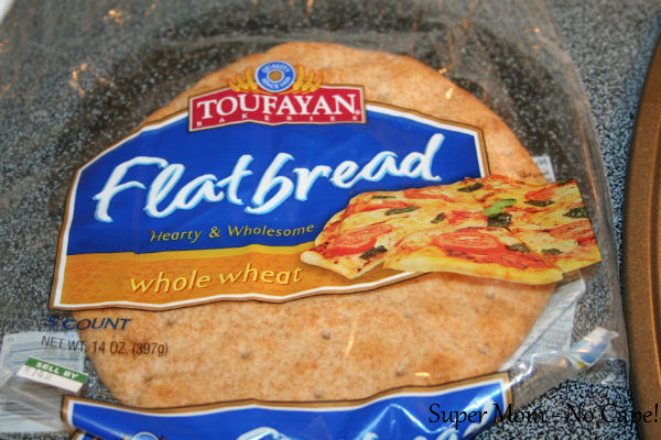 1 - Whole Wheat Flatbread