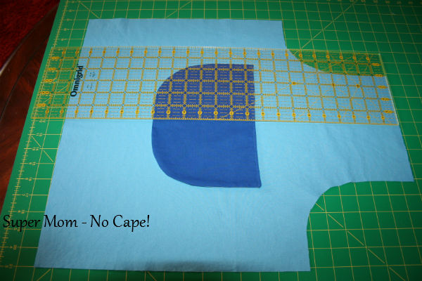 10 - Center Pocket on apron