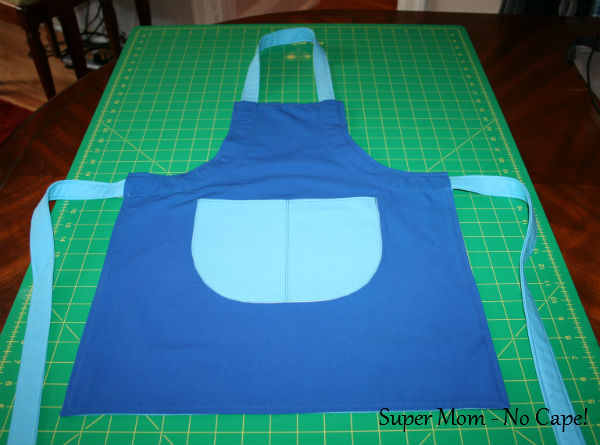 37 - Completed Apron