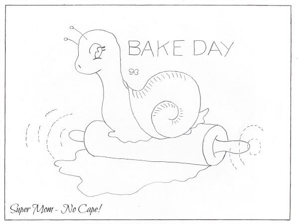 JPEG 83 Snail Bake Day