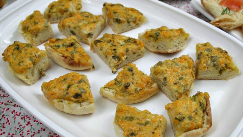 Caper Snacks – A Quick, Easy Appetizer