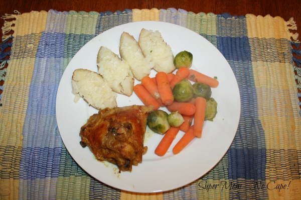 Serve Aloha Chicken with your favourite side dishes