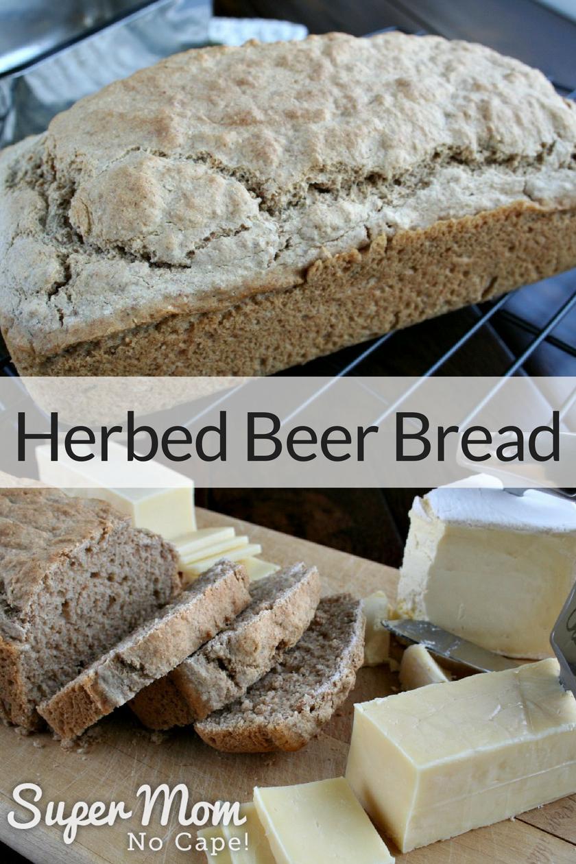 Herbed Beer Bread Recipe
