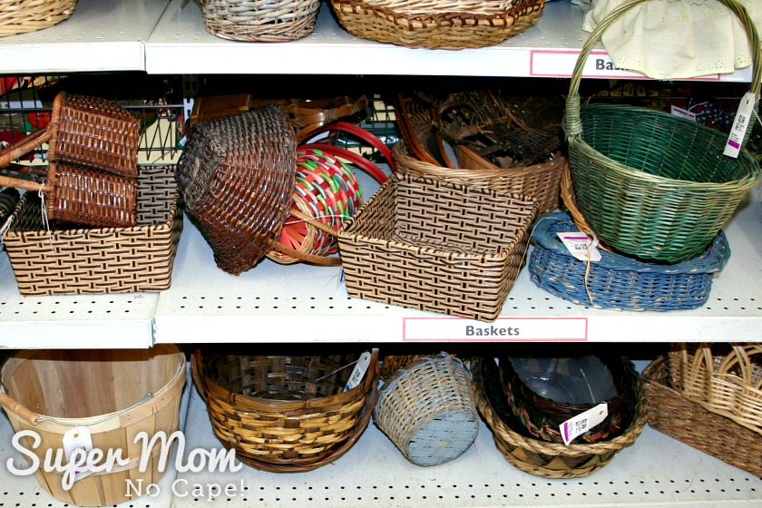 Start Collecting Baskets - Baskets of All Shapes and Sizes