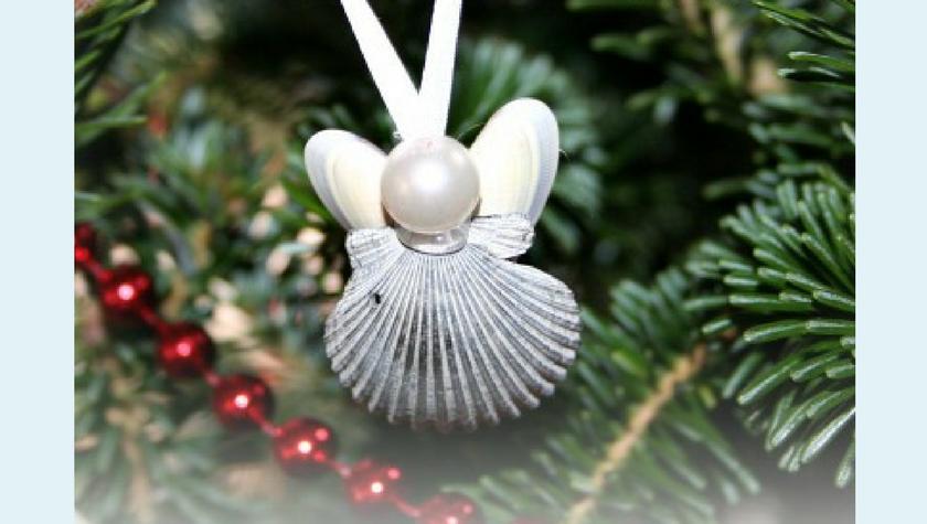 How to Make a Sea Shell Angel