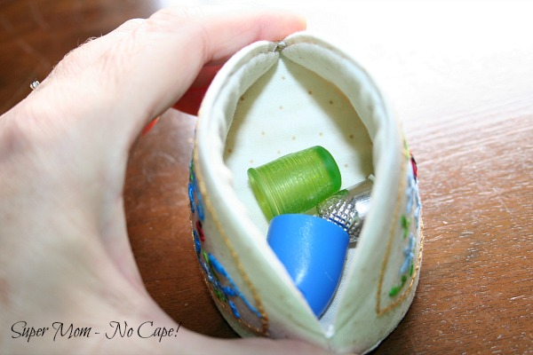 2.5 inch thimble pip with 3 thimbles inside