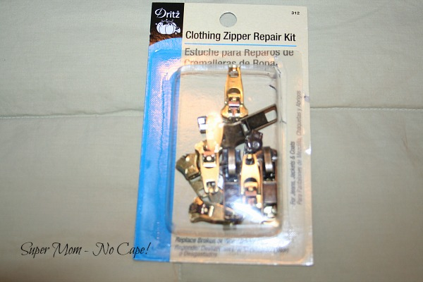 Dritz Zipper Repair Kit
