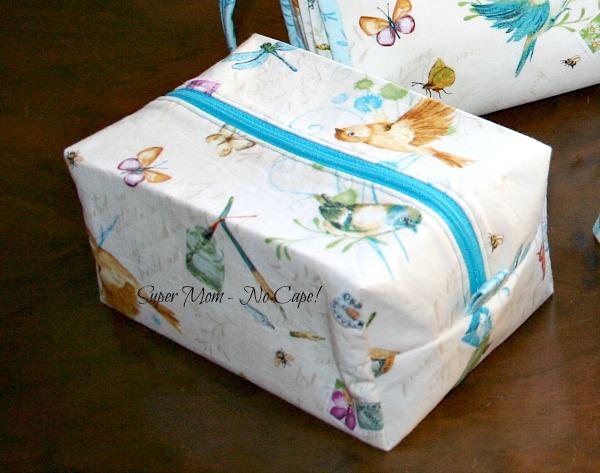 Boxy Travel Bag