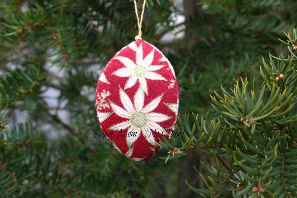 Pointsettia Christmas Pip