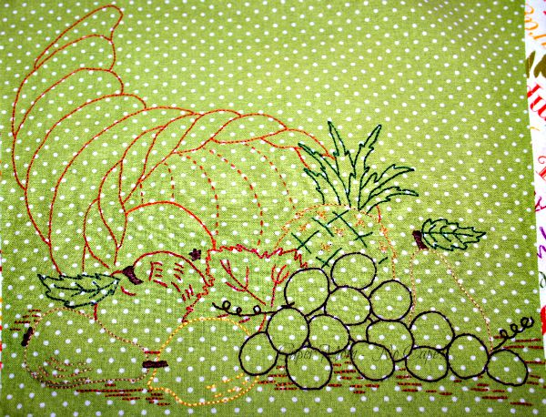 Vintage Embroidery Monday & Stitchery Link Party #23