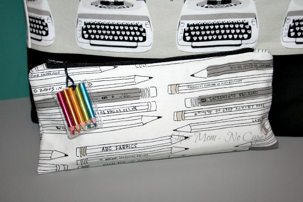 Pencil & Pillow Cases