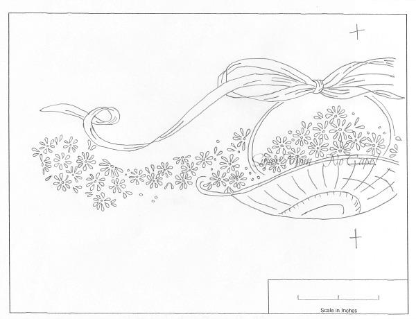 Vintage Embroidery Monday & Stitchery Link Party #27
