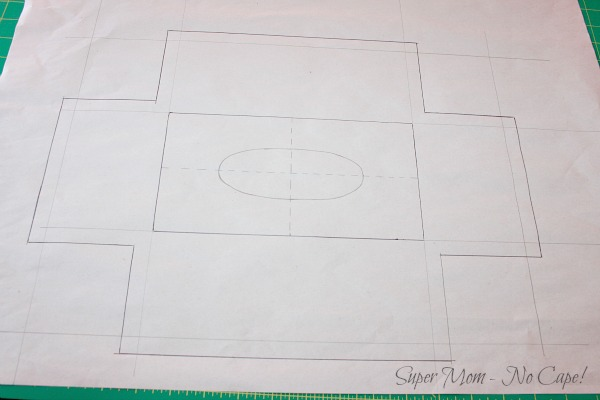 18. Pattern will look like this