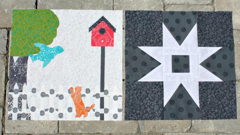 In Our Garden BOM – Blocks 9 & 10