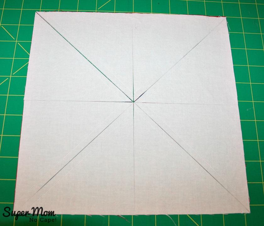 Maple Leaf Blocks - Step 5