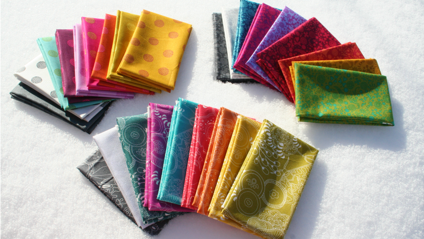 Just Look at These Pretty Fabrics!