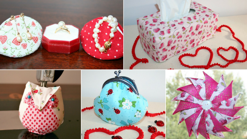 5 Quick to Make Last Minute Valentine's Gifts