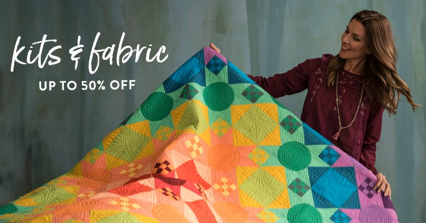Craftsy 50 percent off sale banner