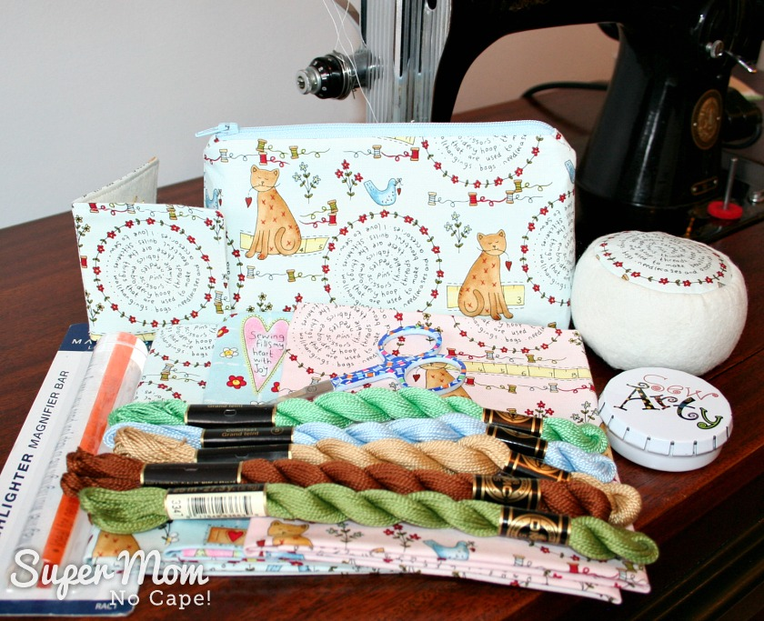 100th Stitchery Link Party Giveaway Prize