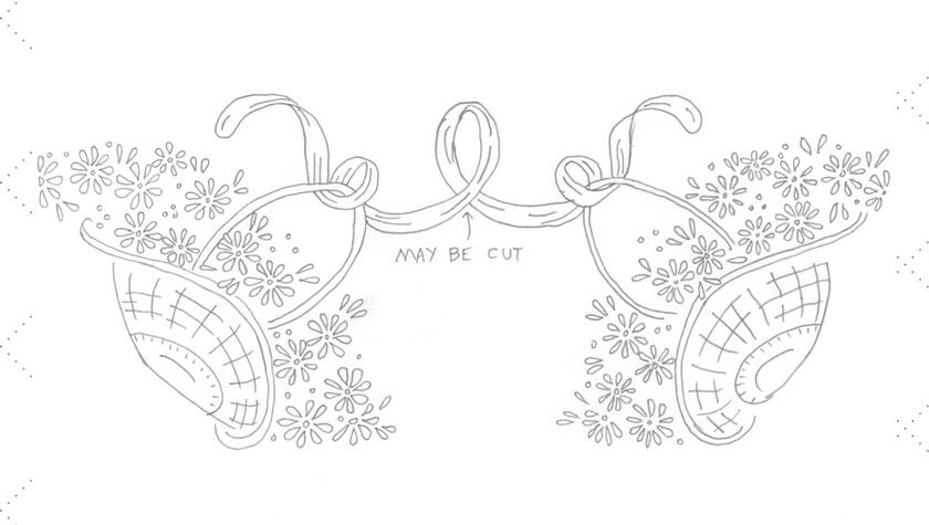 Vintage Embroidery Monday & Stitchery Link Party #106