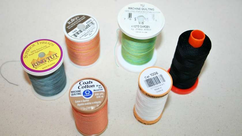 The Secret in Your Thread Spool