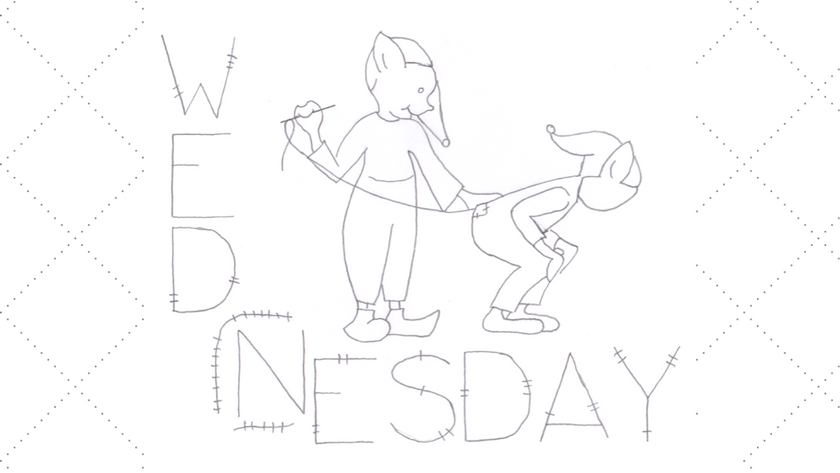 Wednesday Brownies DOW Embroidery Pattern