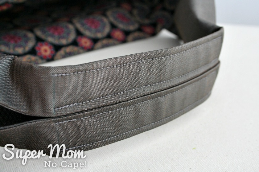 Elegant Bow Purse Edition 3 - Pleated shoulder strap