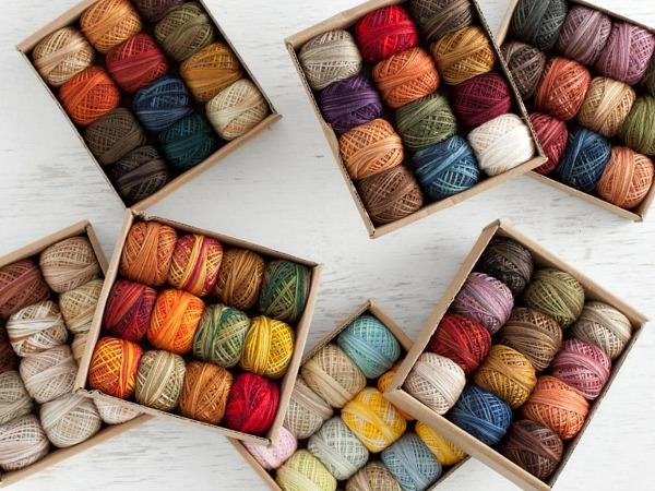 Valdani 3 Strand Ball Embroidery Floss Samplers ad image