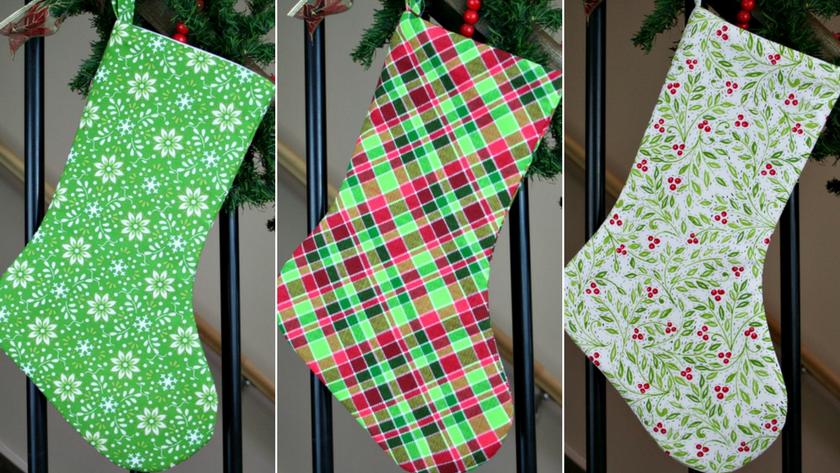 Beautiful Handmade Christmas Stockings for Your Holiday Decor And Gifting