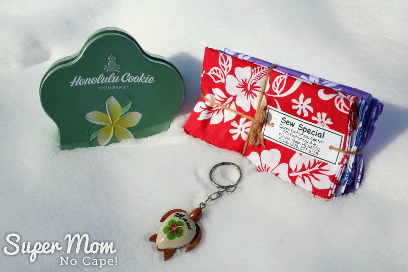 Prizes for the Aloha from Maui Giveaway