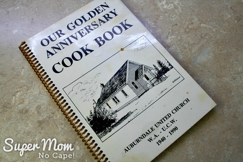 Photo of Our Golden Anniversary Cook Book