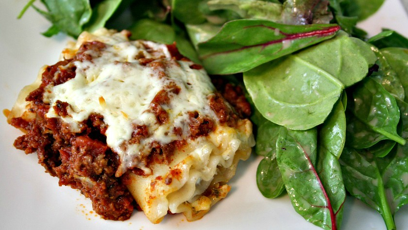 Lasagna Roll Ups – Easy, Make Ahead Freezer Meals