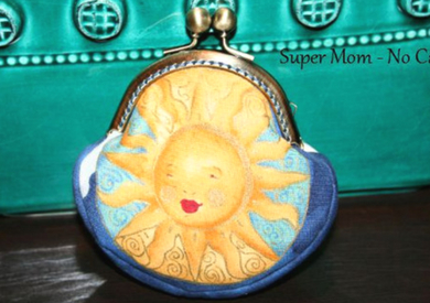 Coin Purse Tutorial and Free Pattern