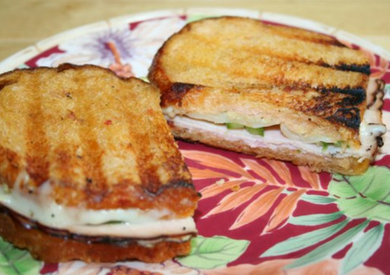 Homemade Paninis