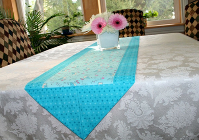 One Hour Table Runner