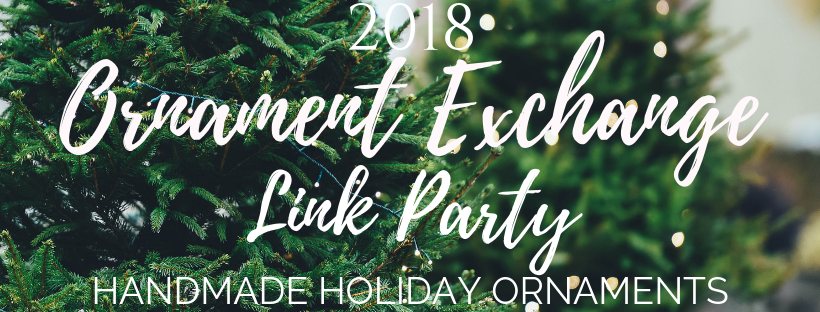 horizontal image for 2018 Christmas Ornament Exchange Link Party