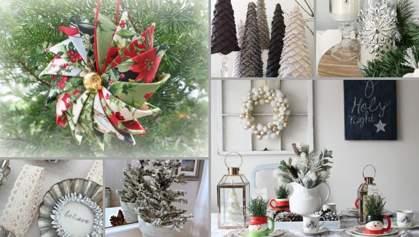 50+ Fabulous DIY Christmas Ideas