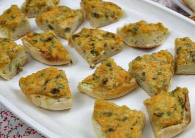 Caper Snacks Recipe
