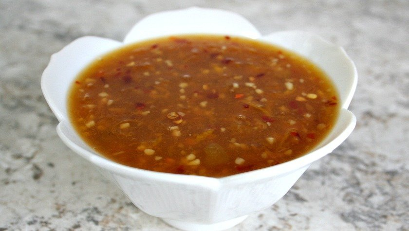 Homemade Orange Sauce Recipe aka Duck Sauce