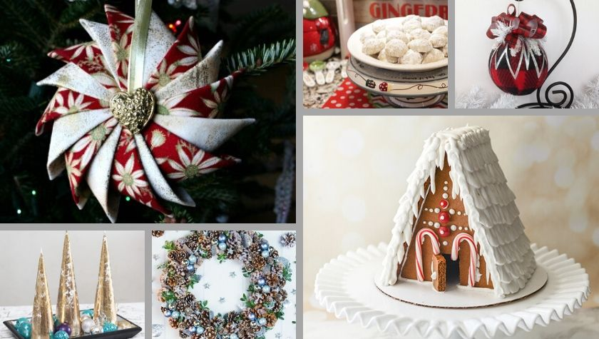 How to DIY Your Christmas – 50+ Awesome Ideas