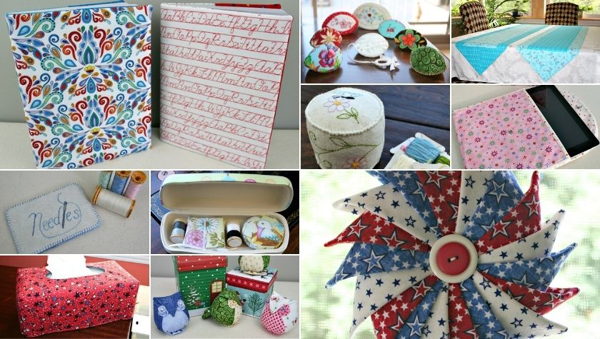Last Minute Gifts to Sew for Mother's Day