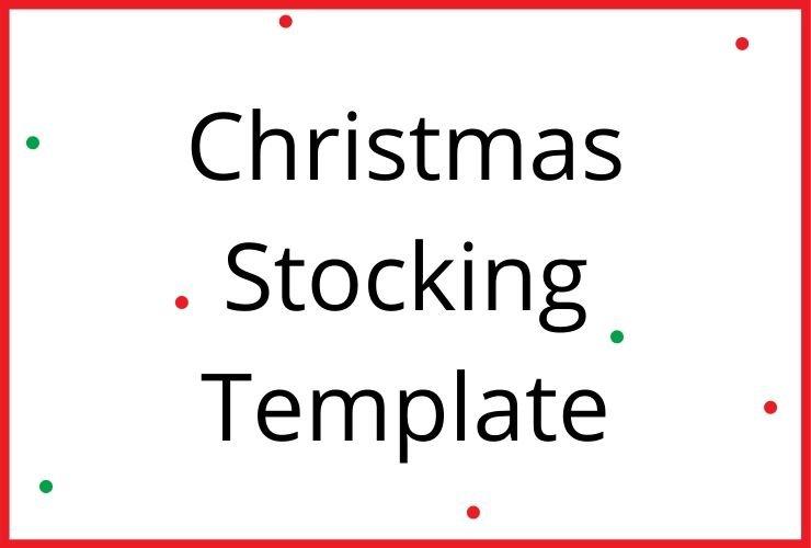"<span itemprop=""name"">Christmas Stocking Template</span>"